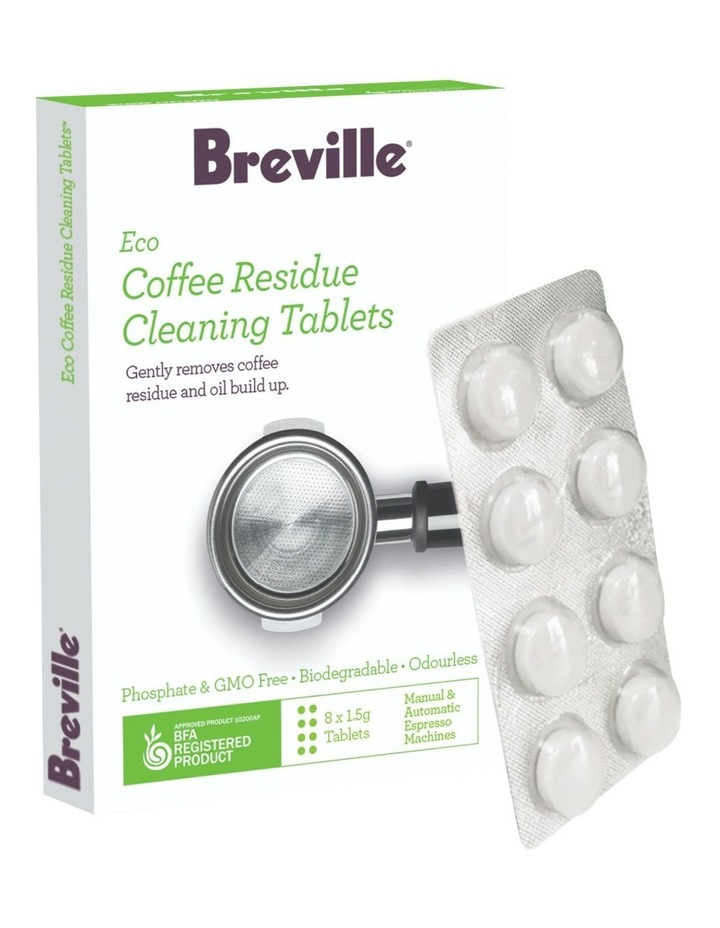 Eco Coffee Residue Cleaner - 8 pack: BES012CLR image 1