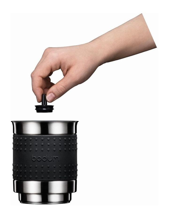 BISTRO Milk Frother Black 11901-01 image 4