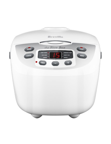 the Rice Box Rice Cooker BRC460WHT image 1