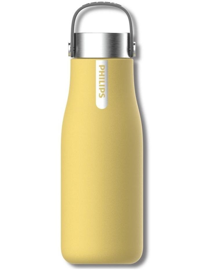 GoZero Smart UV Bottle 590ml Yellow AWP2788YL/79 image 1