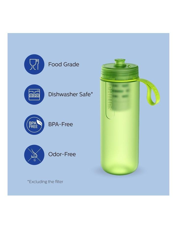 GoZero Active Bottle with Adventure Filter 590ml Lime AWP2722LIR/79 image 3