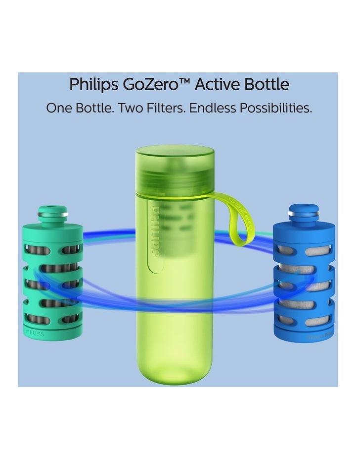 GoZero Active Bottle with Adventure Filter 590ml Lime AWP2722LIR/79 image 4