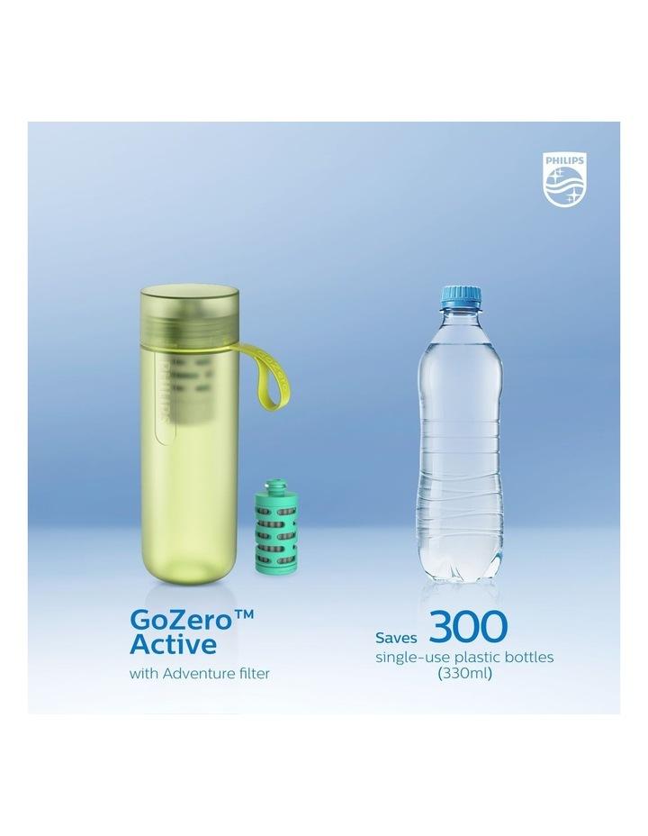 GoZero Active Bottle with Adventure Filter 590ml Lime AWP2722LIR/79 image 7