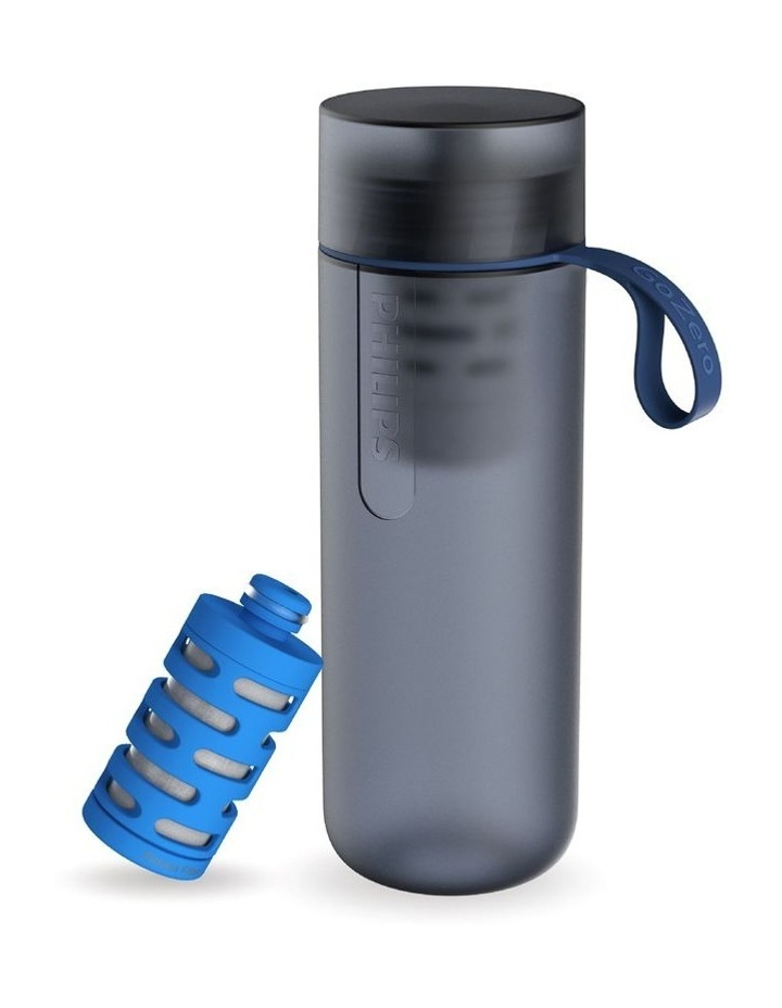 GoZero Active Bottle with Fitness Filter 590ml Blue AWP2712BLR/79 image 1