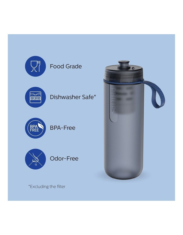 GoZero Active Bottle with Fitness Filter 590ml Blue AWP2712BLR/79 image 3