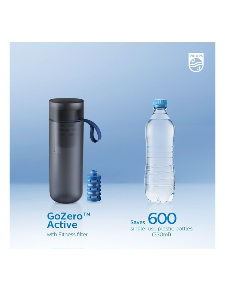 GoZero Active Bottle with Fitness Filter 590ml Blue AWP2712BLR/79 image 7
