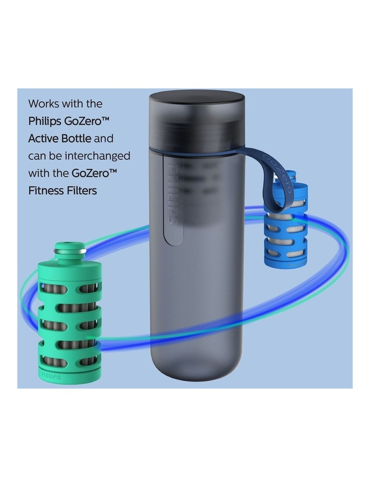 GoZero Adventure Filter Cartridge for Philips Active Bottle 3pk AWP295/79 image 3