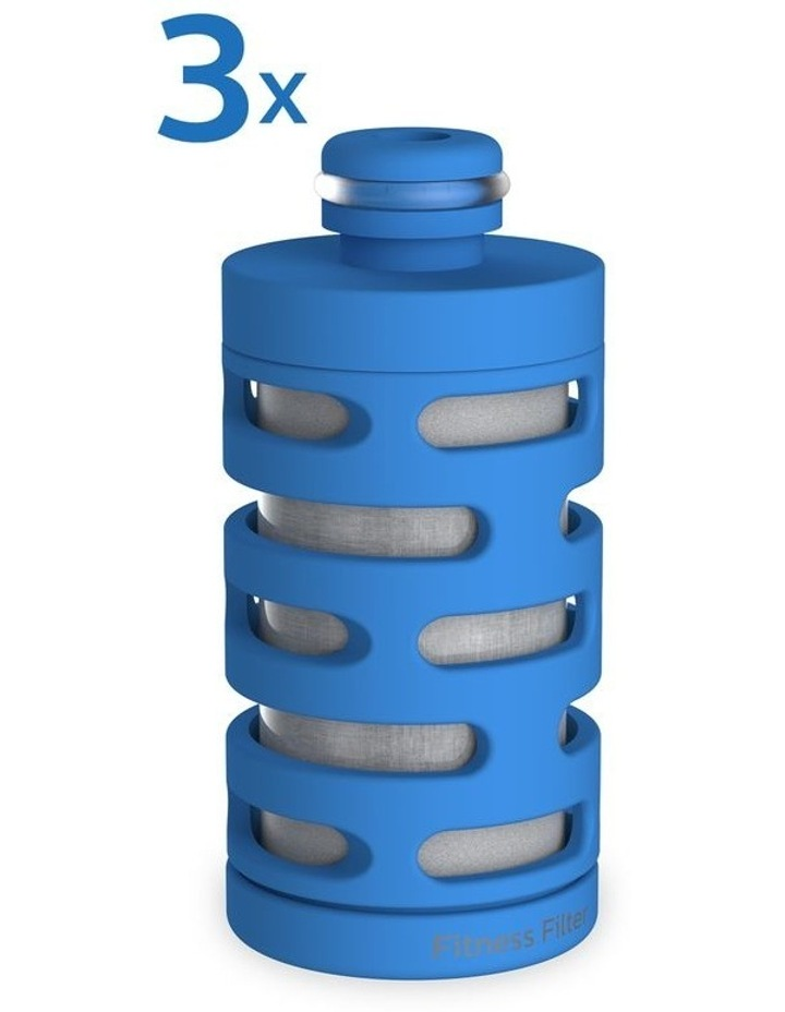 GoZero Fitness Filter Cartridge for Philips Active Bottle 3pk AWP287/79 image 1