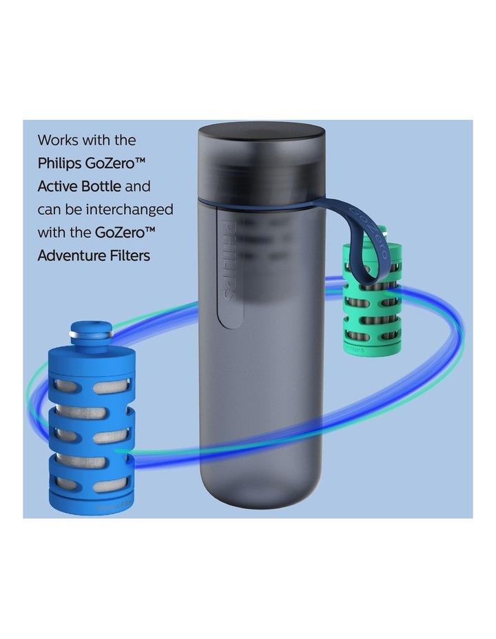 GoZero Fitness Filter Cartridge for Philips Active Bottle 3pk AWP287/79 image 3