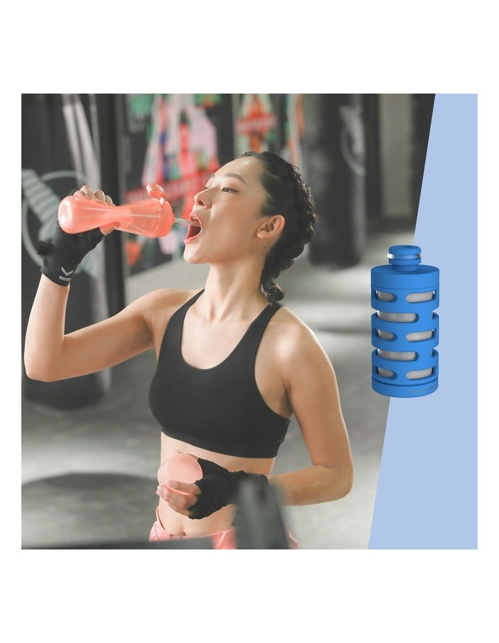 GoZero Fitness Filter Cartridge for Philips Active Bottle 3pk AWP287/79 image 6