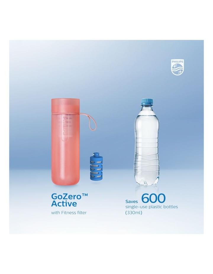 GoZero Fitness Filter Cartridge for Philips Active Bottle 3pk AWP287/79 image 7