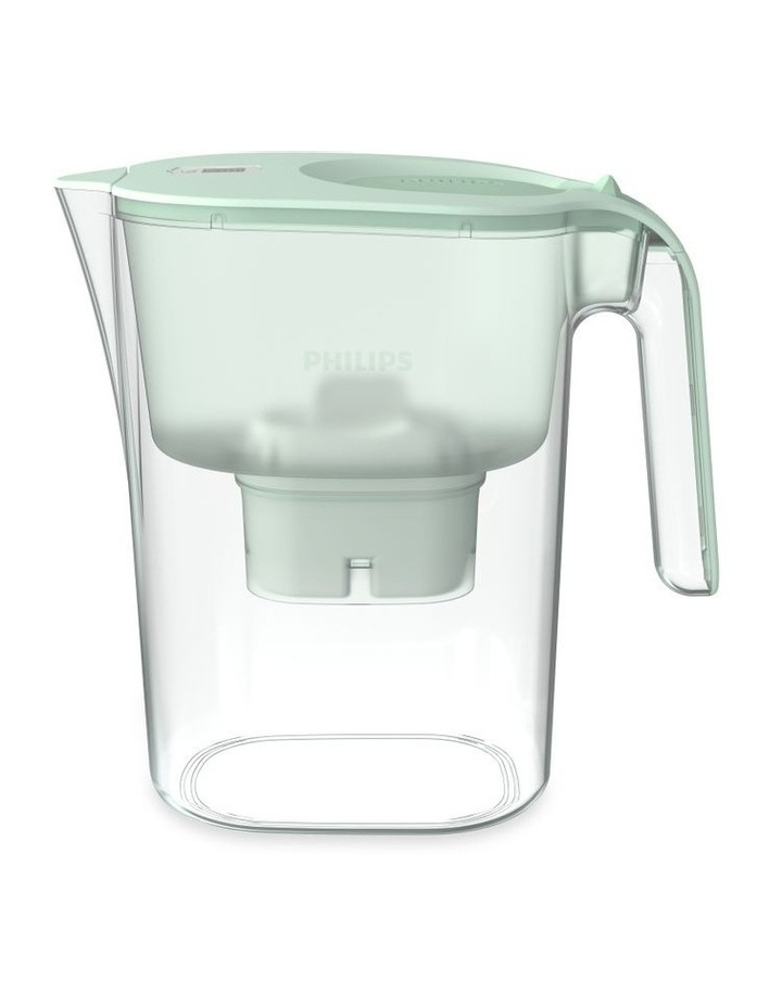 Water Filter Jug with Micro X-Clean Filter XXL 4.0L Green AWP2938GNT/79 image 1
