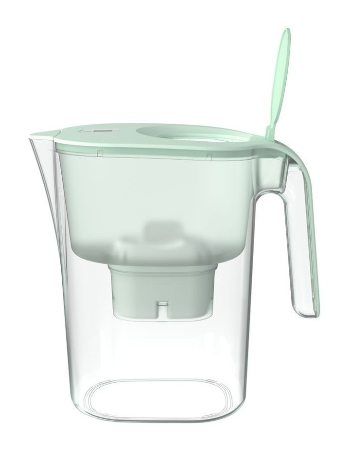 Water Filter Jug with Micro X-Clean Filter XXL 4.0L Green AWP2938GNT/79 image 2