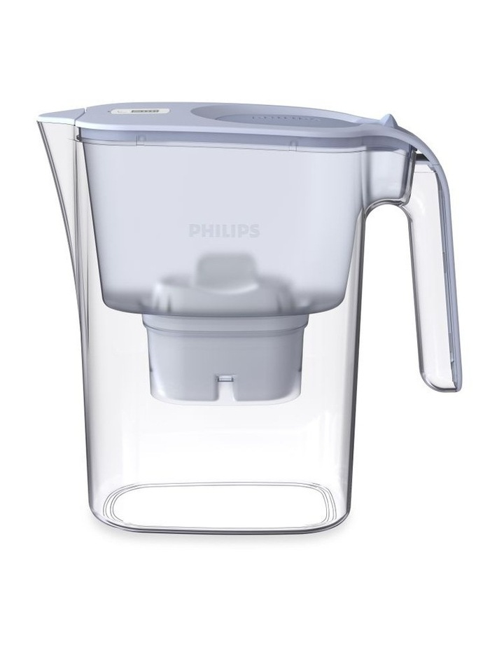 Water Filter Jug with Micro X-Clean Filter Large 3.0L Blue AWP2936BLT/79 image 1