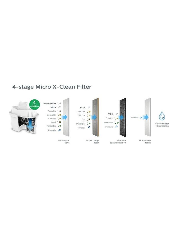 4-Stage Micro X-Clean Water Jug Filter Cartridge 3pk AWP211/79 image 2