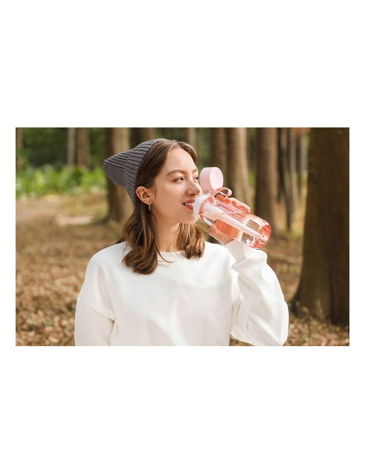 Daily Straw 660ml Filtration Bottle in Pink   Daily Filter AWP2731PNR/79 image 5