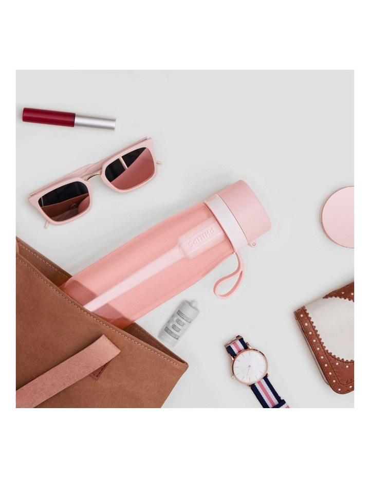 Daily Straw 660ml Filtration Bottle in Pink   Daily Filter AWP2731PNR/79 image 7