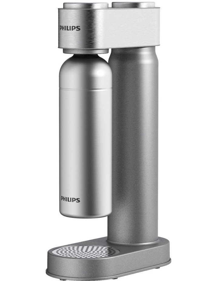 Philips 1L Carbonating Bottle Silver Stainless Steel  ADD917SST/79 image 3