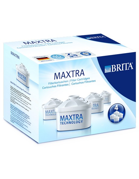 CM4P Maxtra Filter Cartridges - 4 Pack image 1