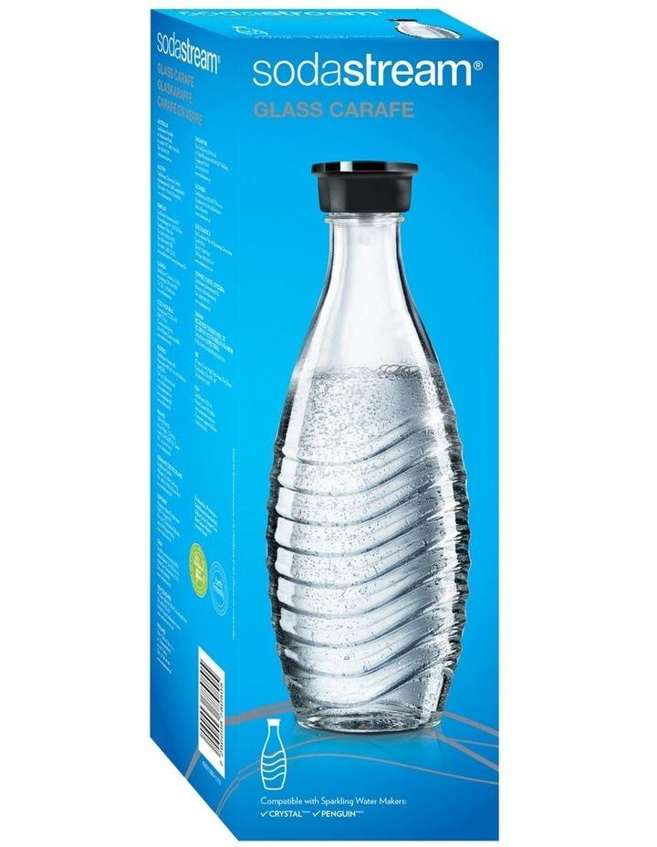 Reusable 600ml Glass Carafe image 4
