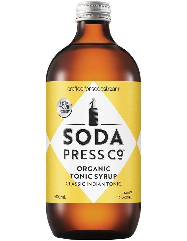 Classic Indian Tonic Organic Soda Syrup image 1