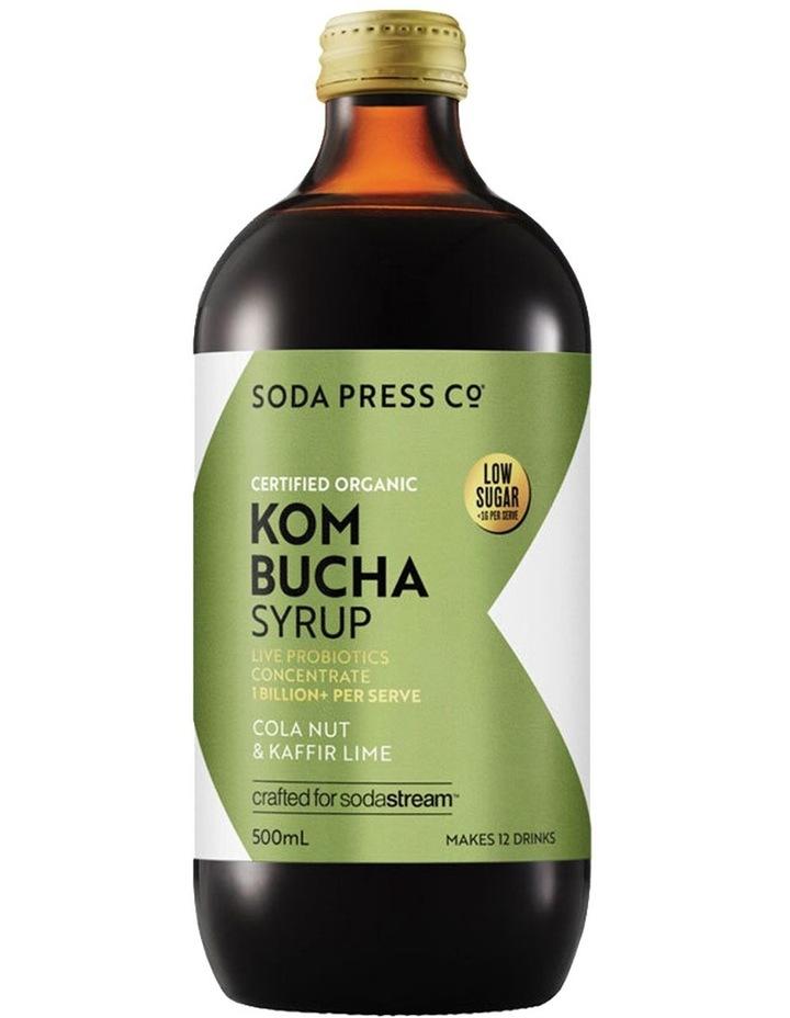 Cola Nut & Kaffir Lime Kombucha Organic Soda Syrup image 1