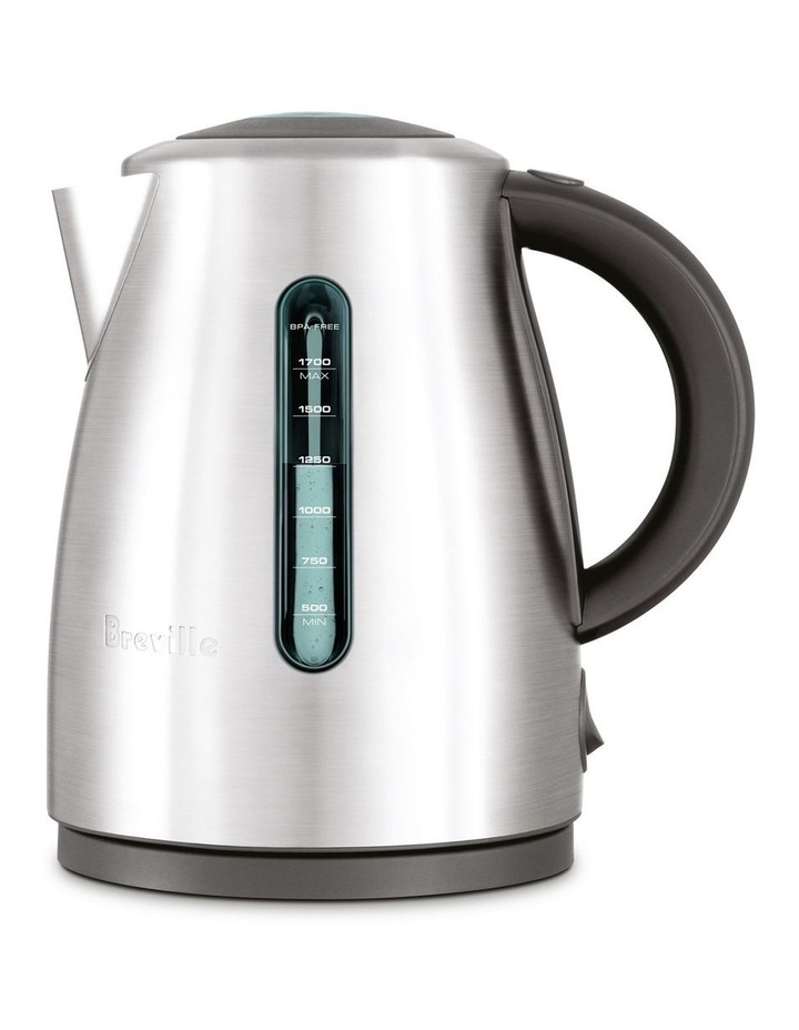 the Soft Top Clear Kettle Stainless Steel BKE495BSS image 1