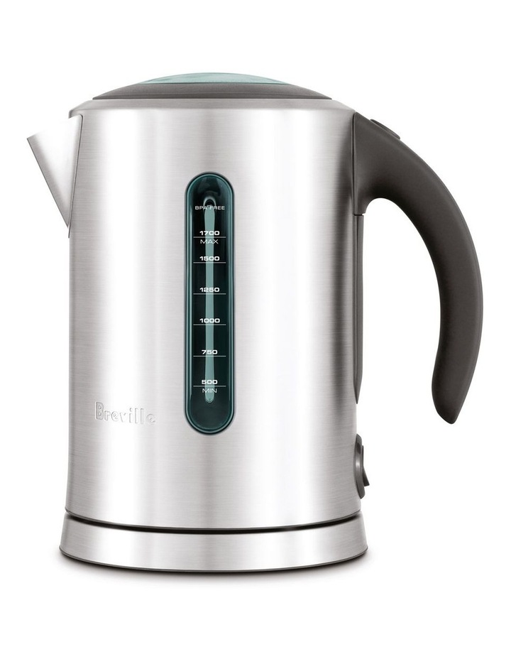 the Soft Top Pure Kettle Brushed Stainless Steel BKE700 image 1