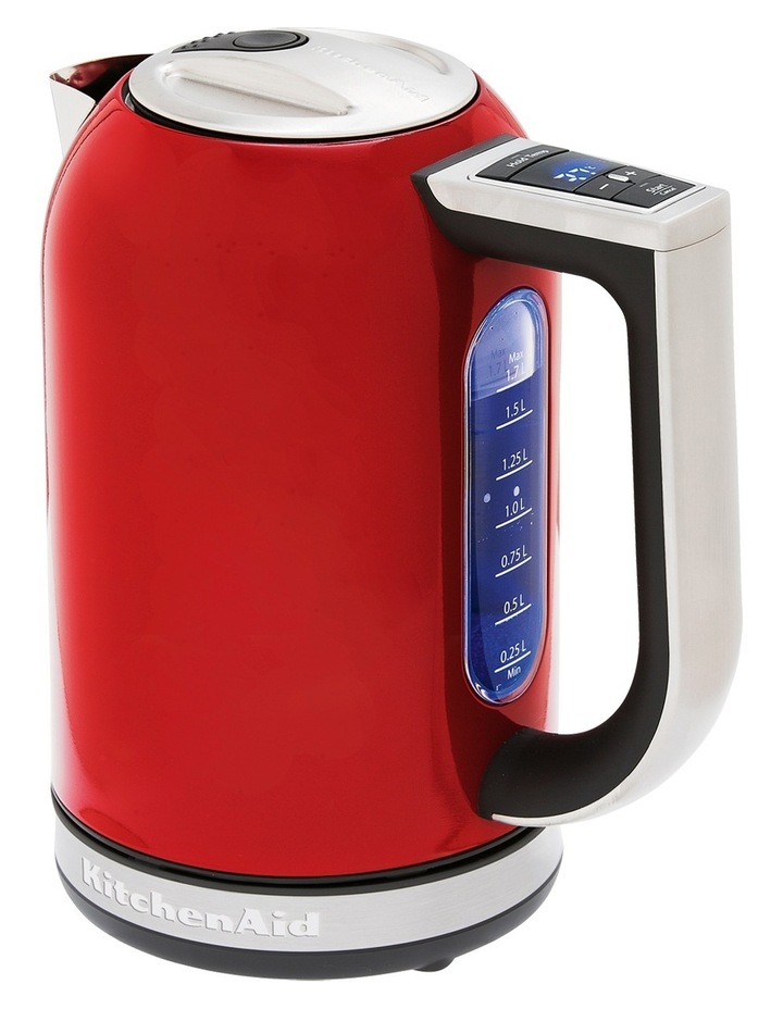 Artisan Kettle: Onxy Red image 2