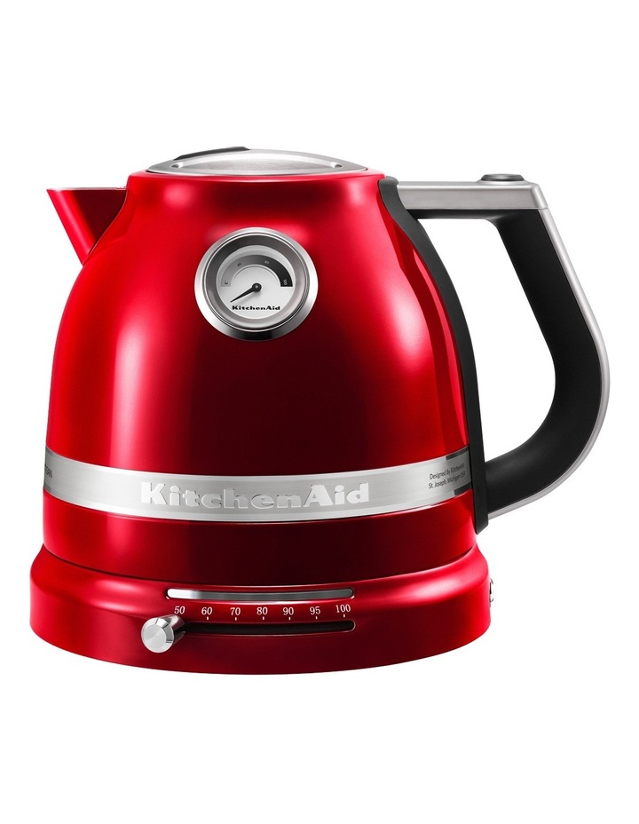 Pro Line 1.5lt Electric Kettle: Candy Red image 1