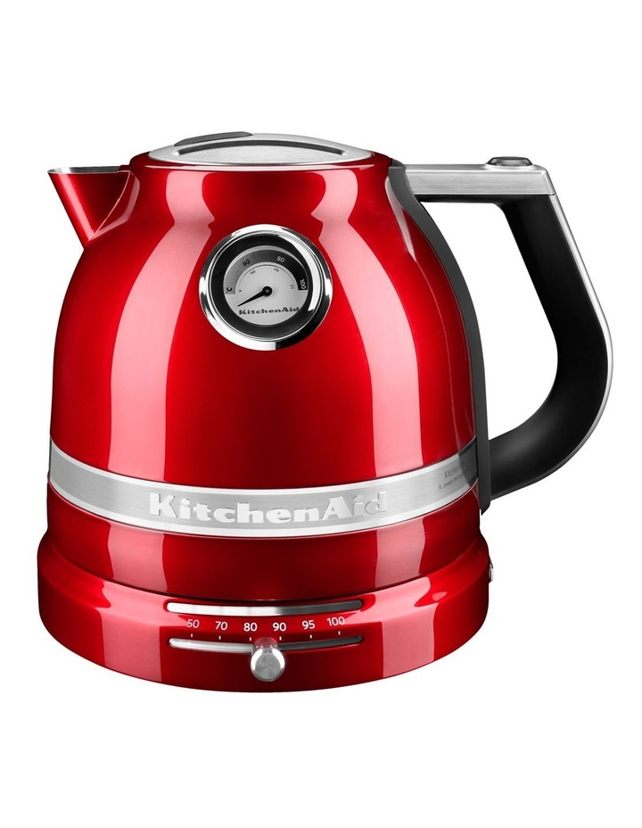 Pro Line 1.5lt Electric Kettle: Candy Red image 11