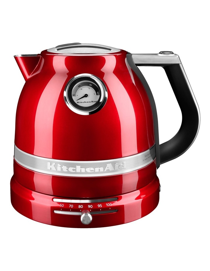 Pro Line 1.5lt Electric Kettle: Candy Red image 6