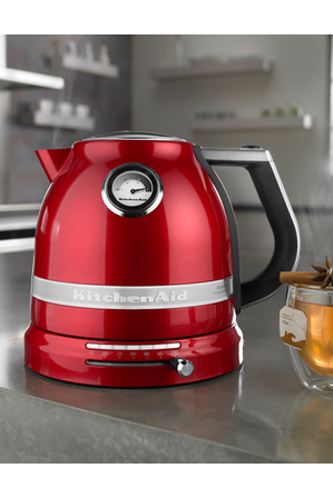 KitchenAid - Pro Line 1.5lt Electric Kettle: Candy Red