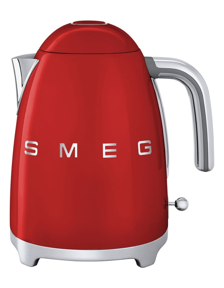 50's Style Kettle Red KLF01RDAU image 1