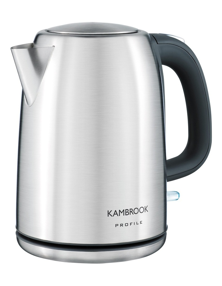 KSK220BSS Profile Stainless Kettle: Brushed Stainless Steel image 1