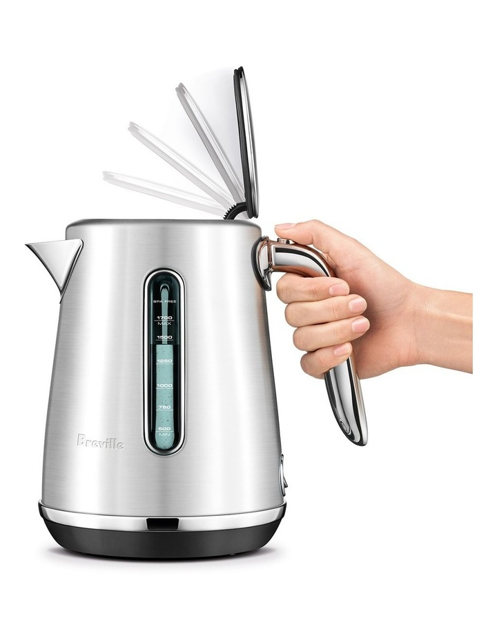 the Soft Top Luxe Kettle Stainless Steel BKE735BSS image 3