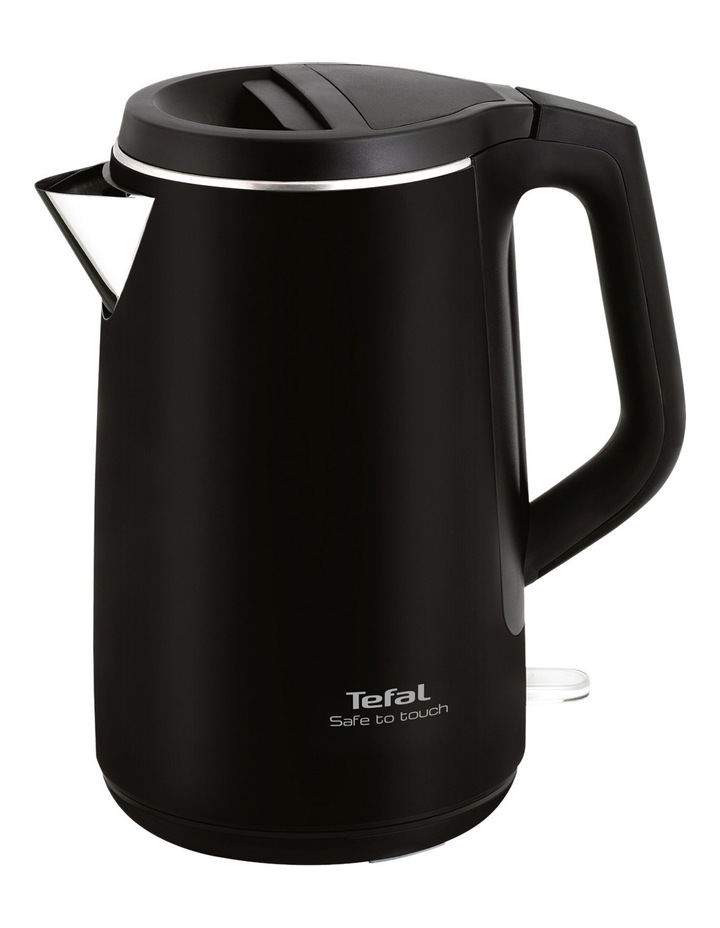 Safe to Touch Kettle:Black image 1