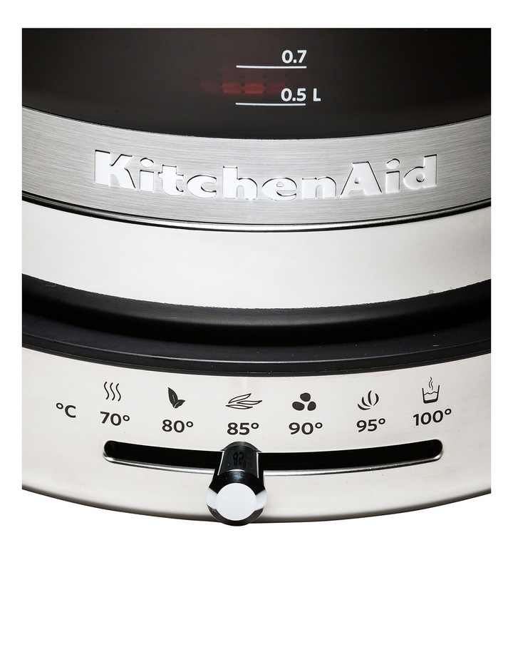 Glass Kettle with Stainless Steel KEK1322 image 4