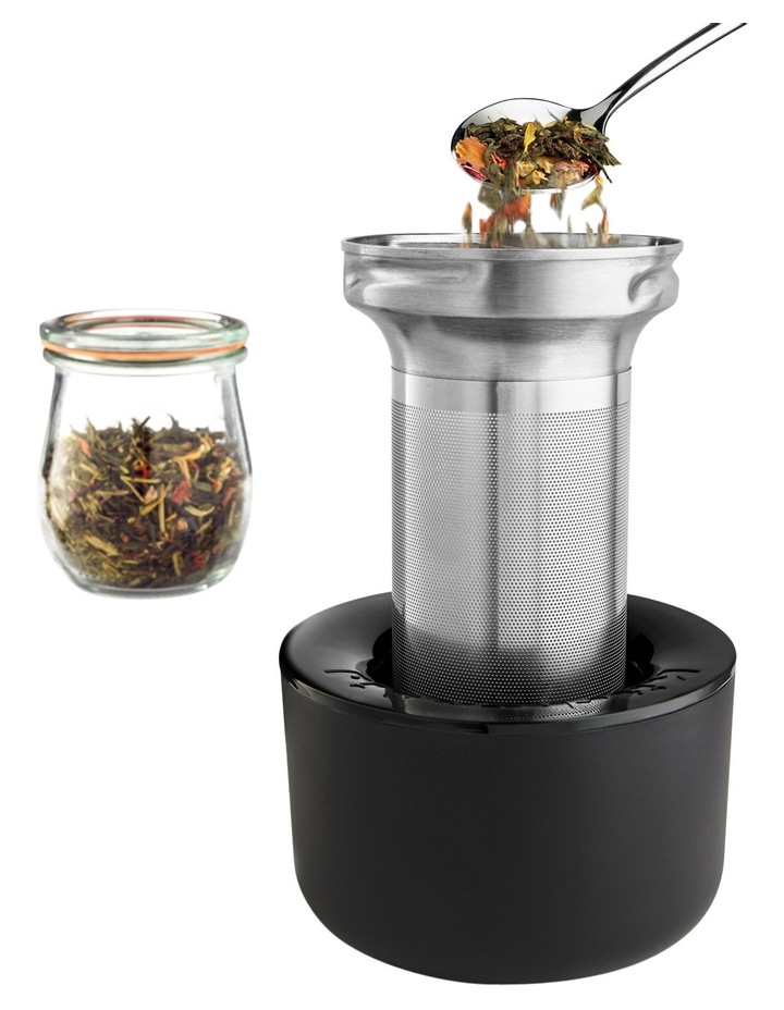 Glass Kettle with Stainless Steel KEK1322 image 5