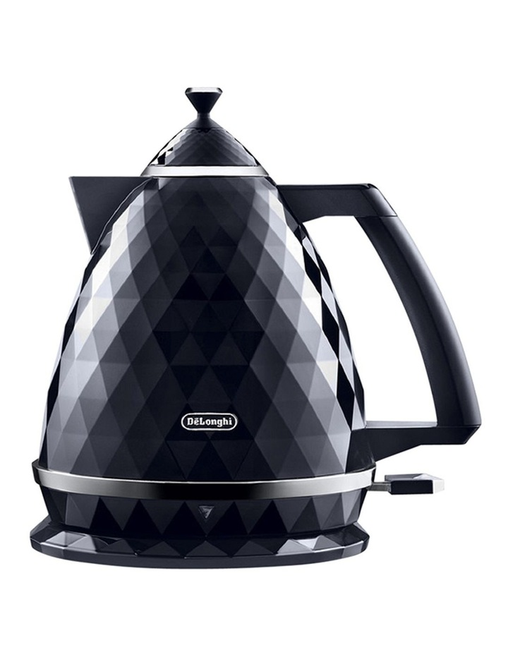 Brillante Exclusive Kettle Black KBJX2001BK image 1