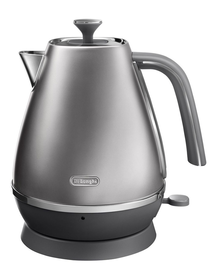 Distinta Flair Kettle - Finesse Silver KBI2001S image 1