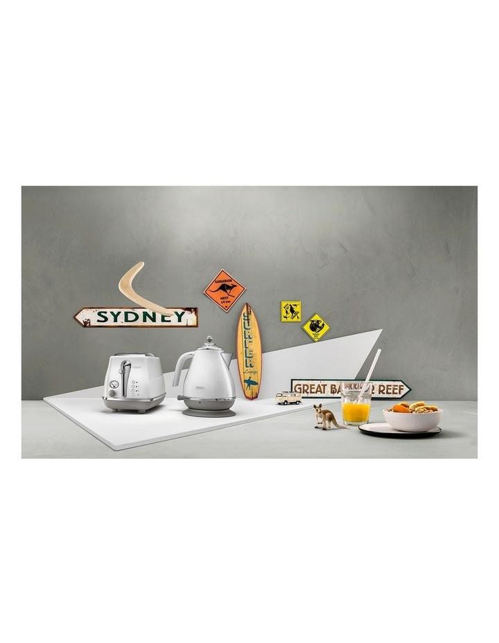 Icona Capitals Sydney Kettle White KBOC2001W image 6