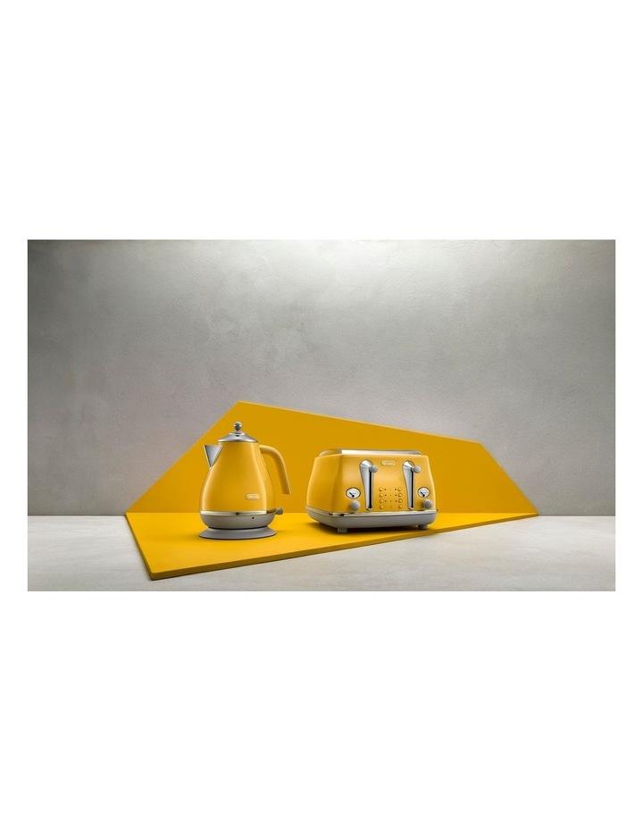 Icona Capitals New York Kettle: Yellow KBOC2001Y image 7