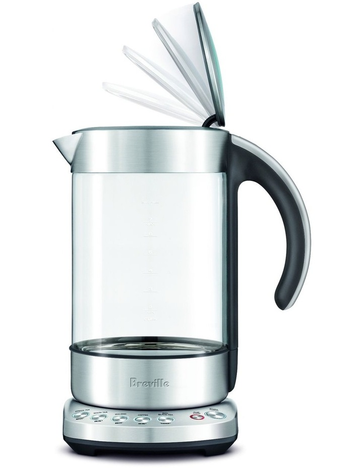 the Smart Kettle Clear Glass/Stainless Steel BKE840CLR image 2