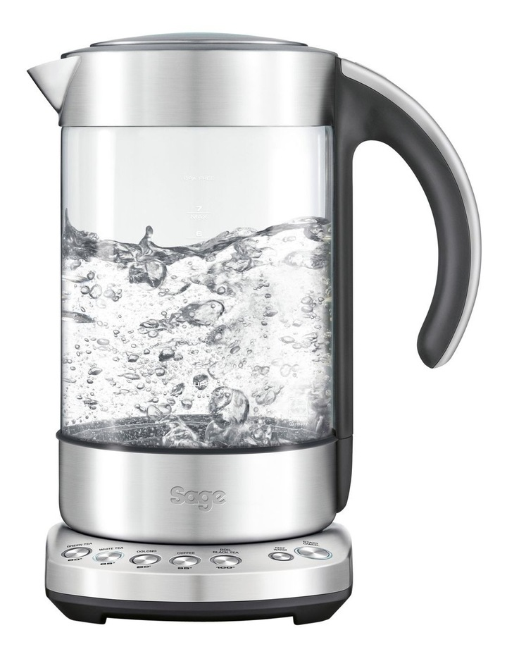 The Smart Kettle Clear: Glass/Stainless Steel BKE840CLR image 2