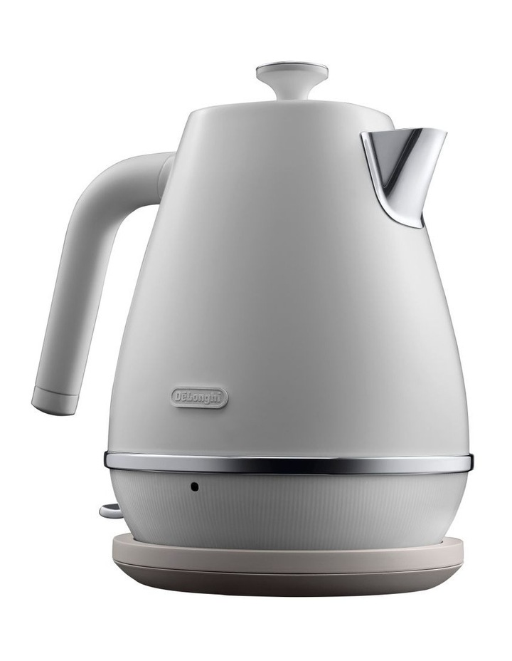 Distinta Moments Kettle: Sunshine White KBIN2001W image 1