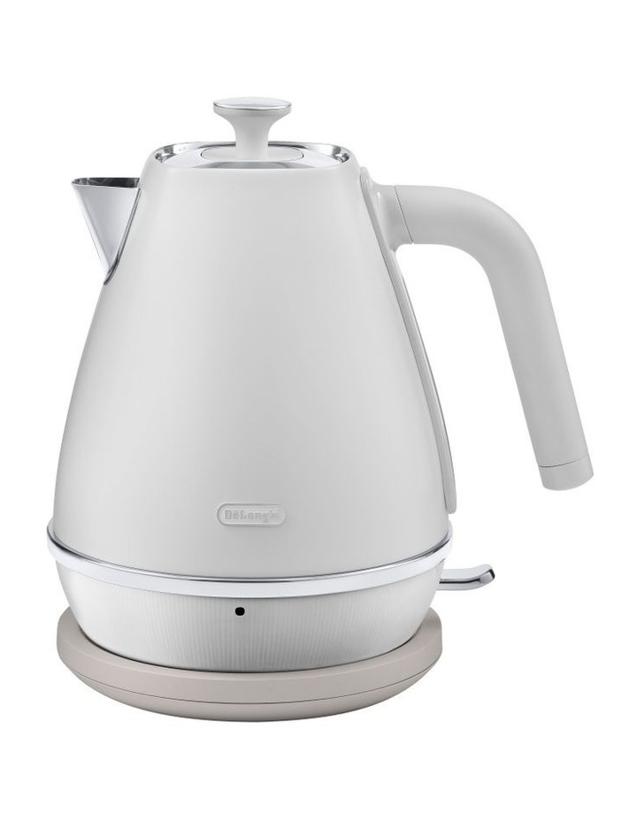 Distinta Moments Kettle: Sunshine White KBIN2001W image 2