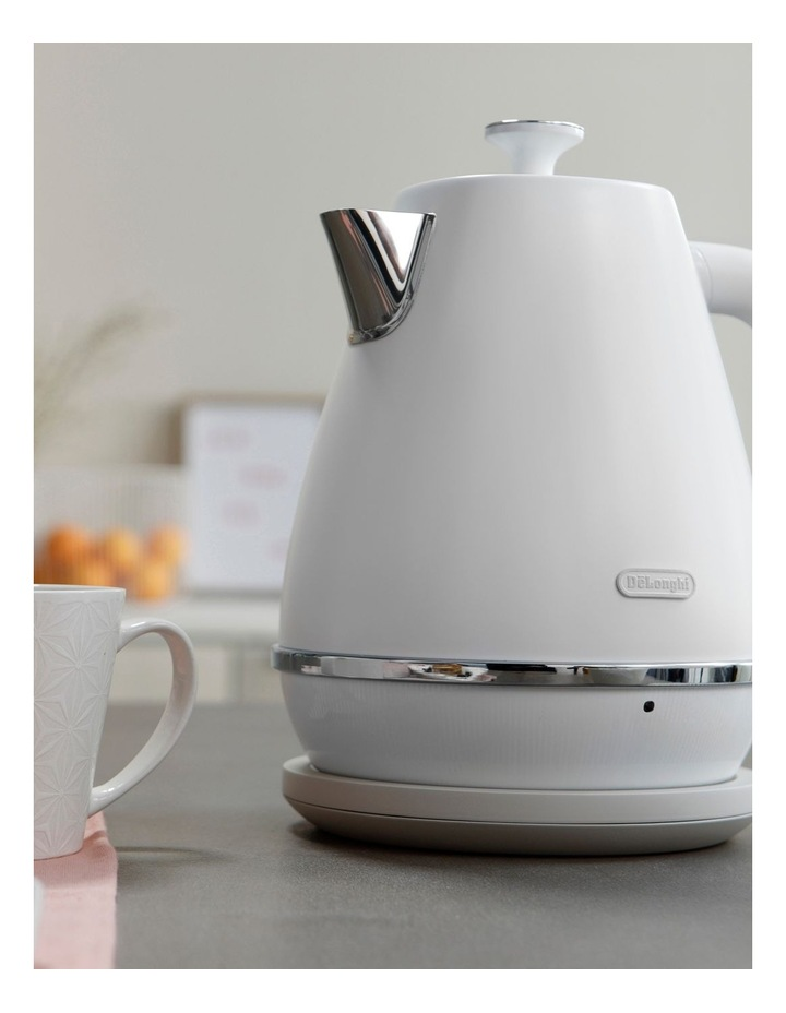 Distinta Moments Kettle: Sunshine White KBIN2001W image 3