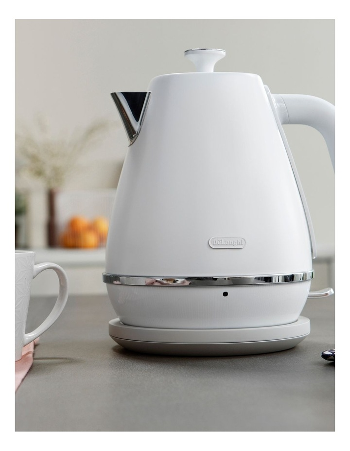 Distinta Moments Kettle: Sunshine White KBIN2001W image 4