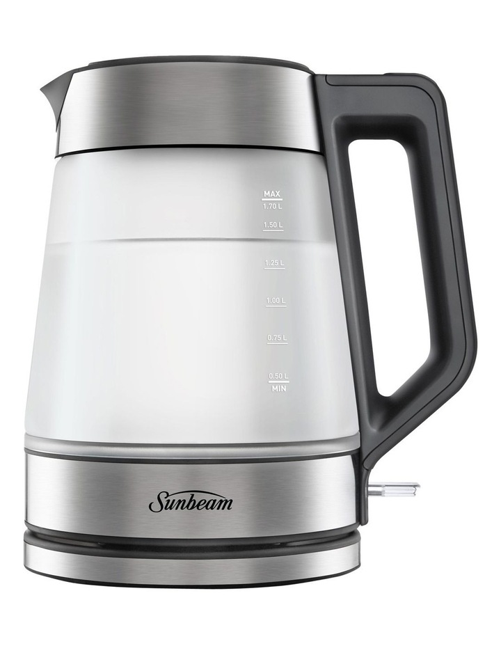 Morning Frost Glass Kettle KE6200 image 1